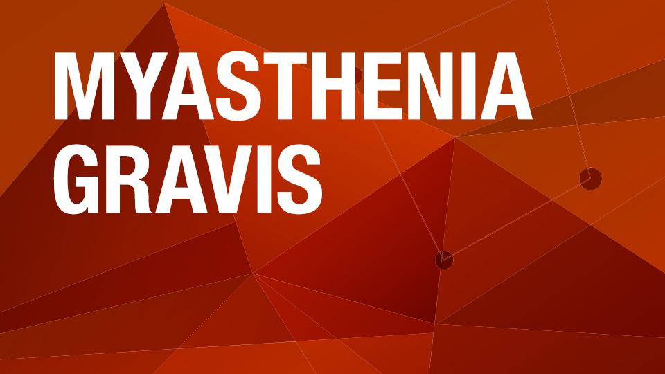 Myasthenia Gravis: Thymoma Diagnosis [Algorithm]