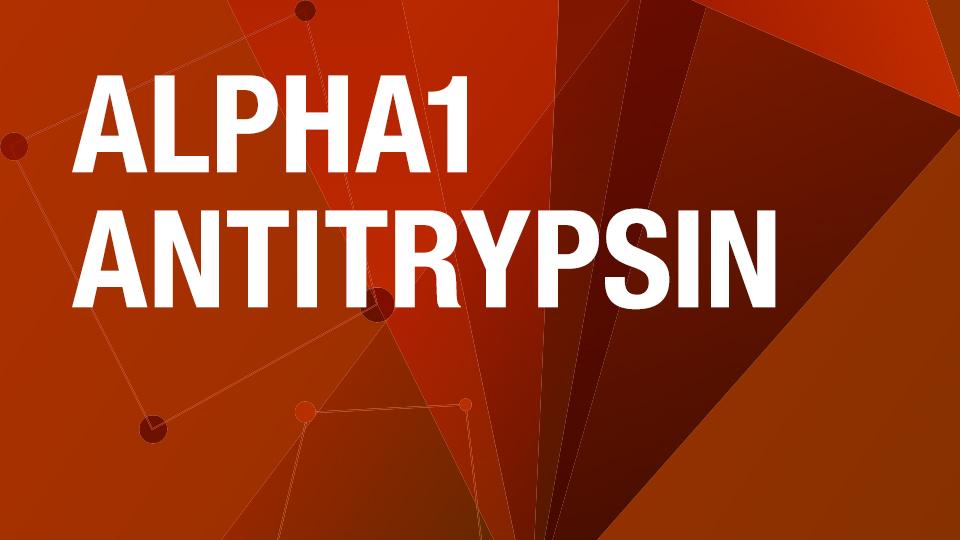 Alpha1 Antitrypsin - Comprehensive Testing [Algorithm]