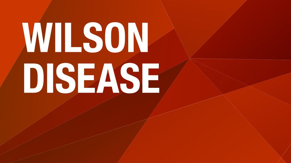 Wilson Disease Testing [Algorithm]