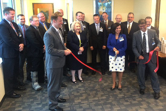 SDSC Expansion Grand Opening Draws More Than 1,000