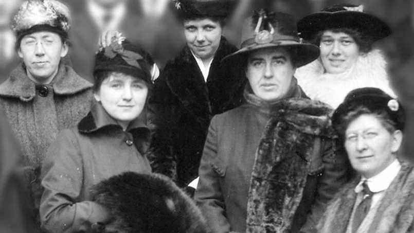 Exhibit Highlights Women Who Helped Shape Mayo Clinic #ThrowbackThursday