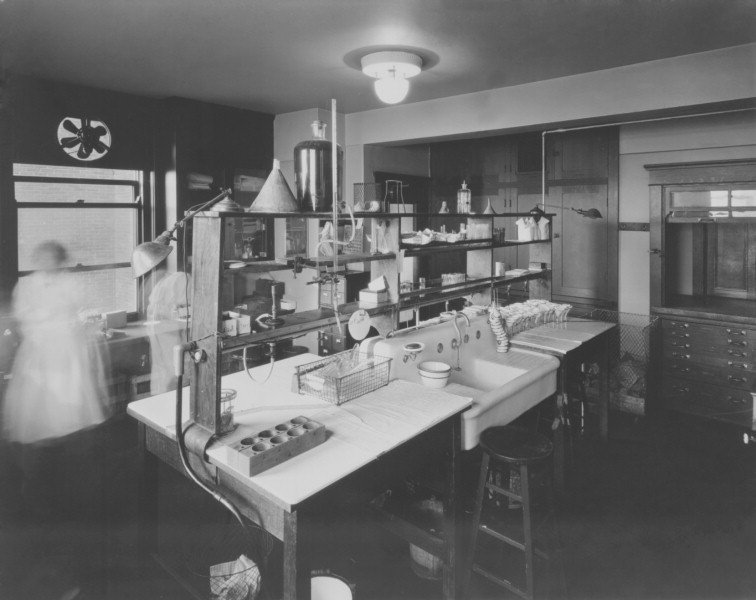 Saint Marys Hospital Laboratories #ThrowbackThursday