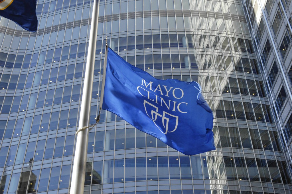 Mayo Clinic Ranked No. 1 Hospital Nationwide by