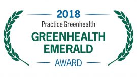 Mayo Clinic Environmental Sustainability Efforts Recognized by Practice Greenhealth