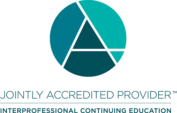 Jointly accredited provider of Inter-professional Continuing Education
