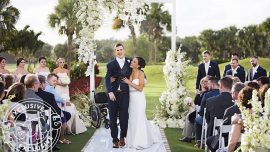 Favorite Mayo Clinic Stories of 2018: Chris Norton Defies the Odds and Walks with His Bride down the Aisle #ThrowbackThursday