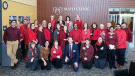 Mayo Clinic Laboratories Supports