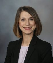 Photo of Sara Cook, M.D., Ph.D.