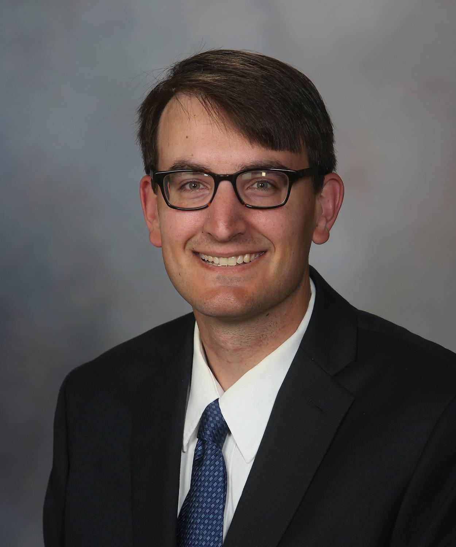 Photo of Benjamin Van Treeck, M.D.