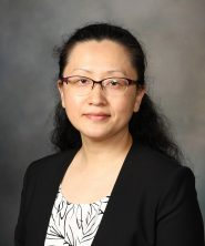 Photo of     Julie Y. Li, B.Med., Ph.D.