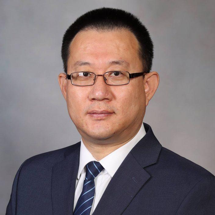 Yaohong Wang MD PhD Profile Photo Square